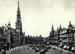 Brussels - Hôtel de Ville et Grand Place