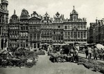 Brussels - Grand Place (N.-O.)