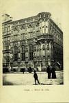 Ghent - Hôtel de ville