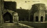 Ghent - Ruines de St. Bavon