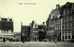 Ghent - Place Ste Pharaïlde