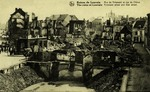 Leuven - Tirlemont street and Oak street