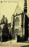 Leuven - Eglise St. Pierre
