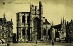 Leuven - Eglise Saint-Pierre