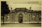 Tervuren - Musée du Congo Belge, Entrée par la Chaussée de Leuven