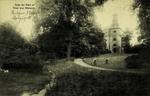 Fontaine-l'Evêque - Coin du Parc et Tour aux Oiseaux