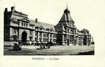 Tournai - La Gare