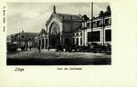 Liège - Gare des Guillemins