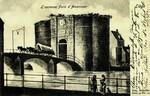 Liège - L'ancienne Porte d'Amercoeur