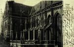 Liège - Détails d'architecture de la Cathédrale
