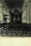 Waterloo - L'Intérieur de l'Eglise