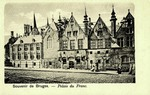 Bruges - Palais du Franc
