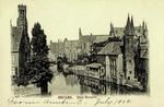 Bruges - Quai Rosaire