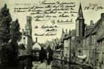 Bruges - Quai du Rosaire