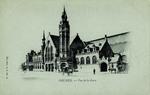 Bruges - Vue de la Gare