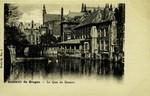 Bruges - Le Quai du Rosaire