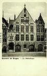 Belgium – Bruges – La Bibliothèque