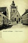 Bruges - L'Eglise Jerusalem