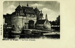 Belgium – Bruges – La Porte d'Ostende
