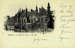 Belgium – Bruges – La Maison du Franc