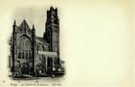 Belgium – Bruges – La Cathédrale St. Sauveur