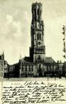 Belgium – Bruges – Le Beffroi