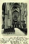 Bruges - Cathédrale du St. Sauveur, Intérieur