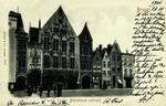Bruges - L'ancien Tonlieu (Bibliothèque publique)