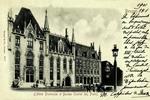 Belgium – Bruges – L'Hôtel Provincial et Bureau Central des Postes