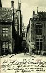 Bruges - Rue de l'âne aveugle