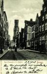 Bruges - Rue Flamande et le Beffroi