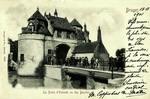 Belgium – Bruges – La Porte d'Ostende ou des Baudets