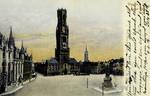 Belgium – Bruges – La Grand Place