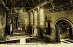 Belgium – Bruges – Intérieur de la Chapelle du Saint-Sang
