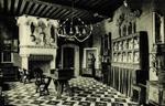 Bruges - Le Palais Gruuthuuse, La Salle Gothique