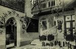 Bruges - Le Palais Gruuthuuse, le Vestibule
