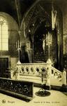 Belgium – Bruges – Chapelle du St. Sang – La Tribune