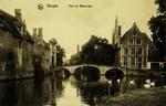 Bruges - Pont du Béguinage