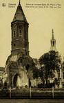 Ostende - Ruines de l'ancienne Eglise SS. Pierre et Paul