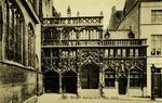 Bruges - Basilique du St. Sang. Entrée