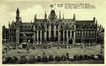 Brugge - De Hoofdpost en Grote Markt