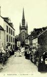 Plougastel - La Procession