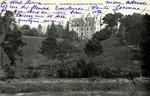 Quimper - La rivière. Le chateau de Kerembleis