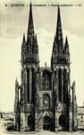 Quimper - La Cathédrale
