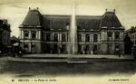 Rennes - Le Palais de Justice