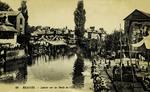Rennes - Lavoir sur les Bords de l'Ille