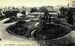 Rennes - La Nouveau Jardin du Thabor