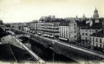 Rennes - Perspective des Quais