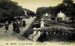 Rennes - Le Jardin des Plantes