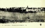Saint-Malo - Vue générale prise du Grand Bey